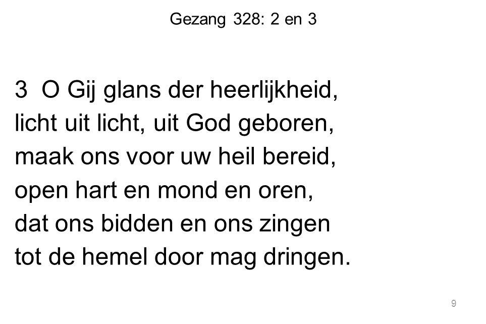 Gezang 328: 2 en 3