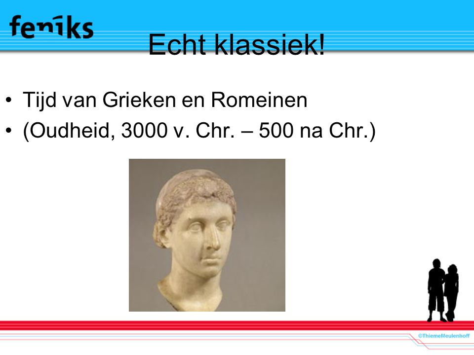 Echt klassiek! Tijd van Grieken en Romeinen