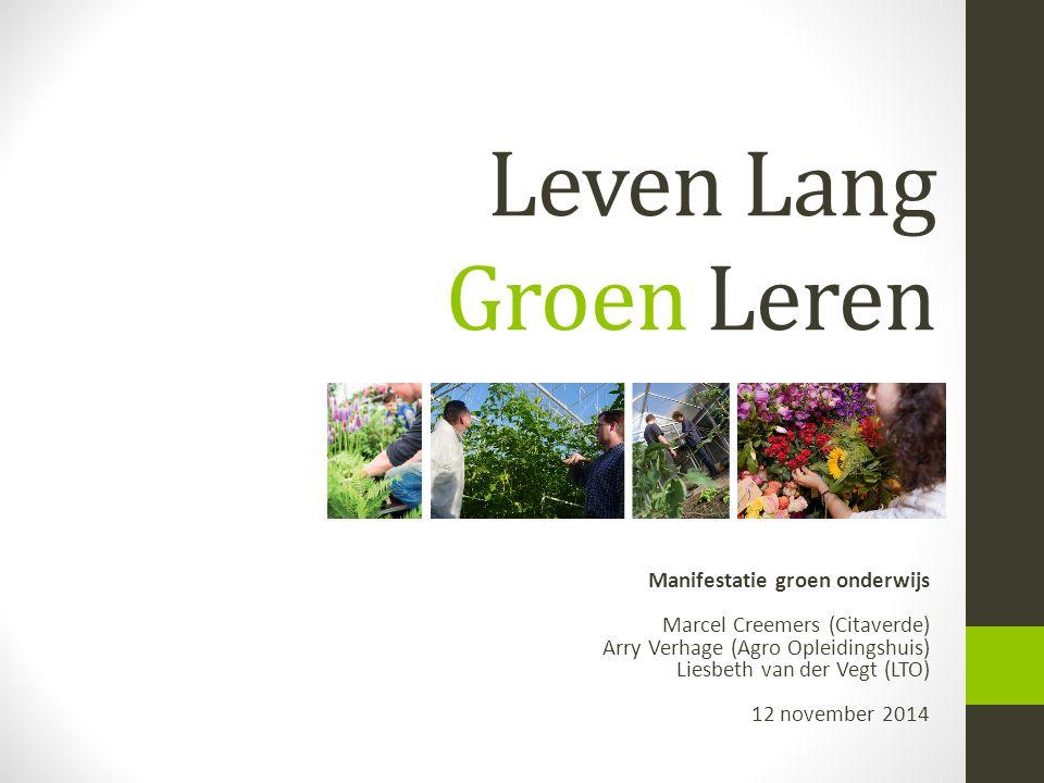 Leven Lang Groen Leren