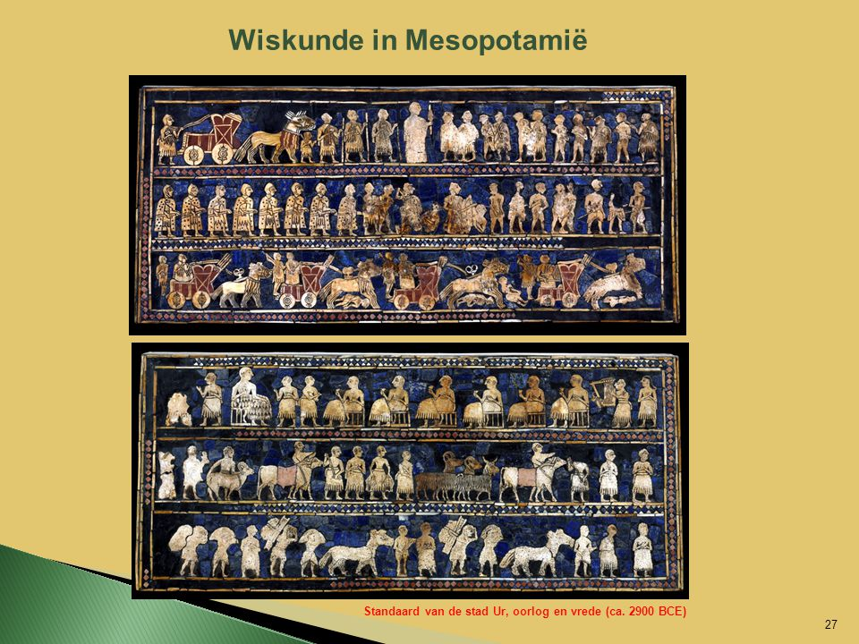 Wiskunde in Mesopotamië