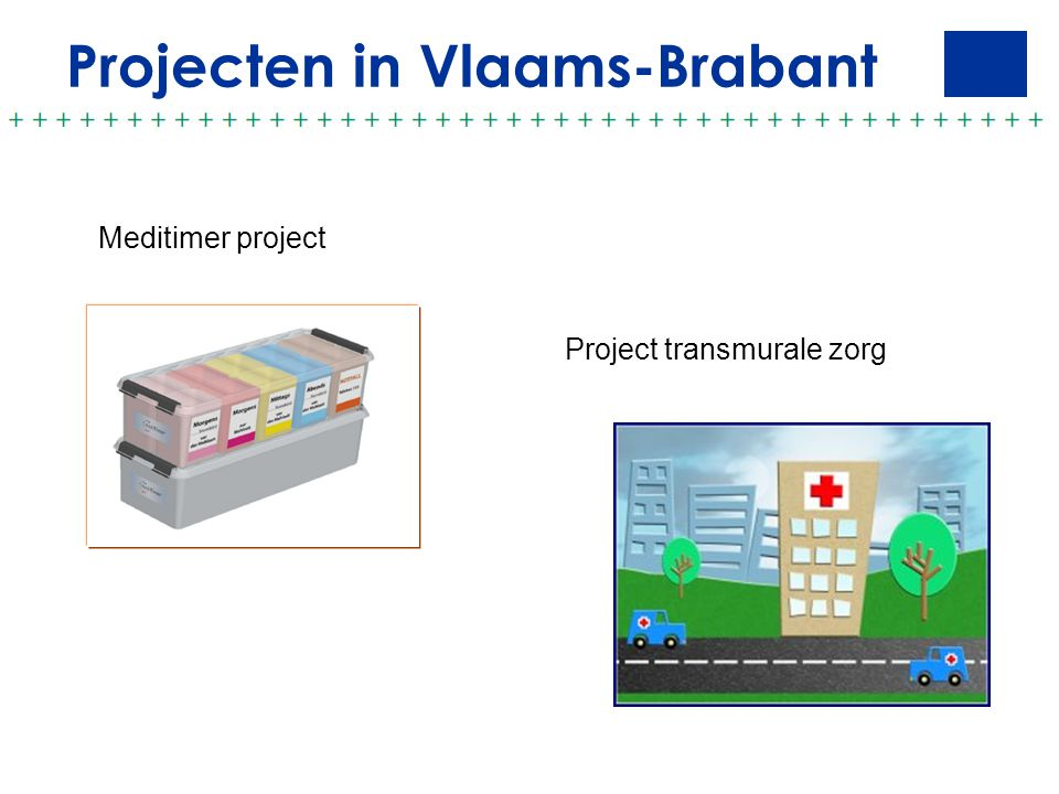 Projecten in Vlaams-Brabant