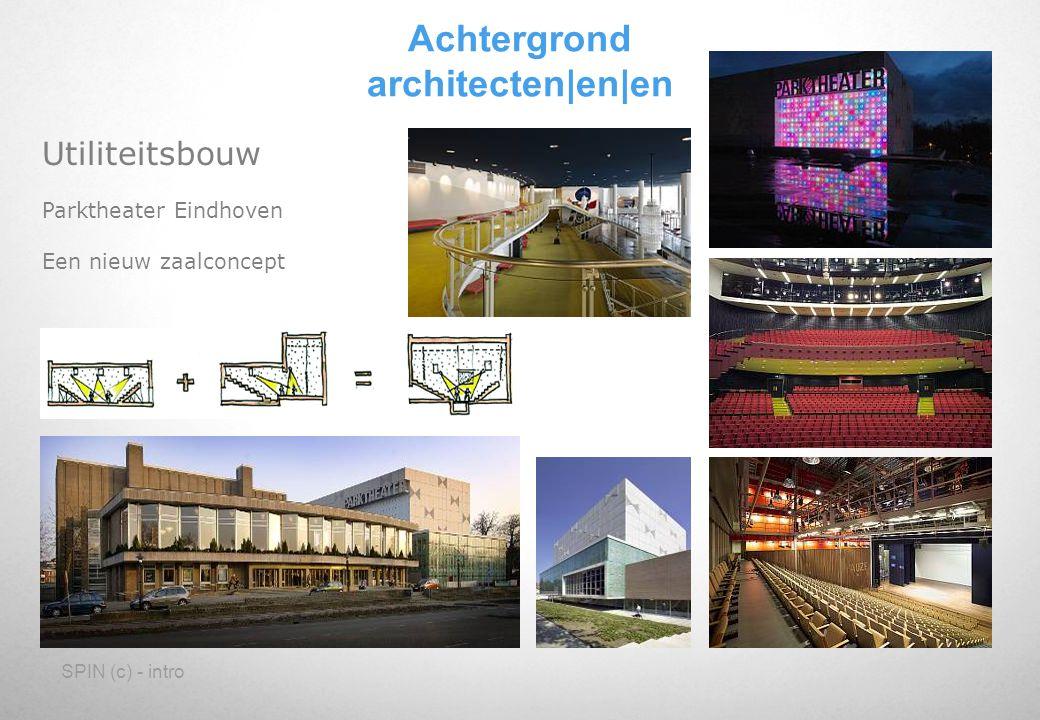 Achtergrond architecten|en|en