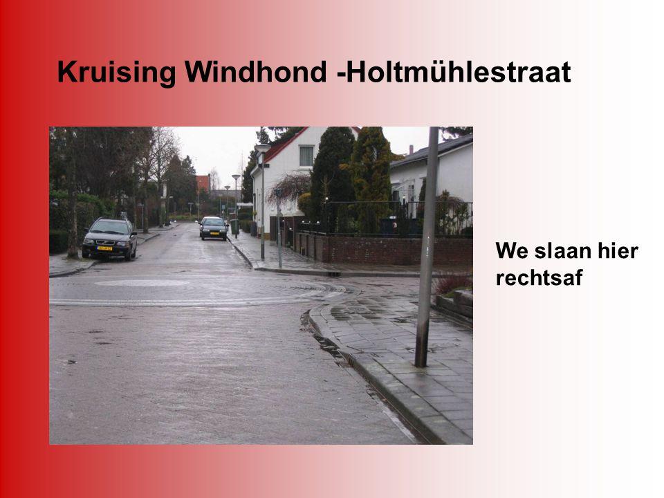 Kruising Windhond -Holtmühlestraat