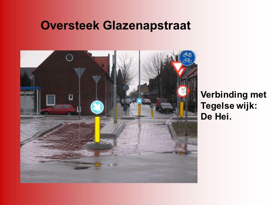 Oversteek Glazenapstraat