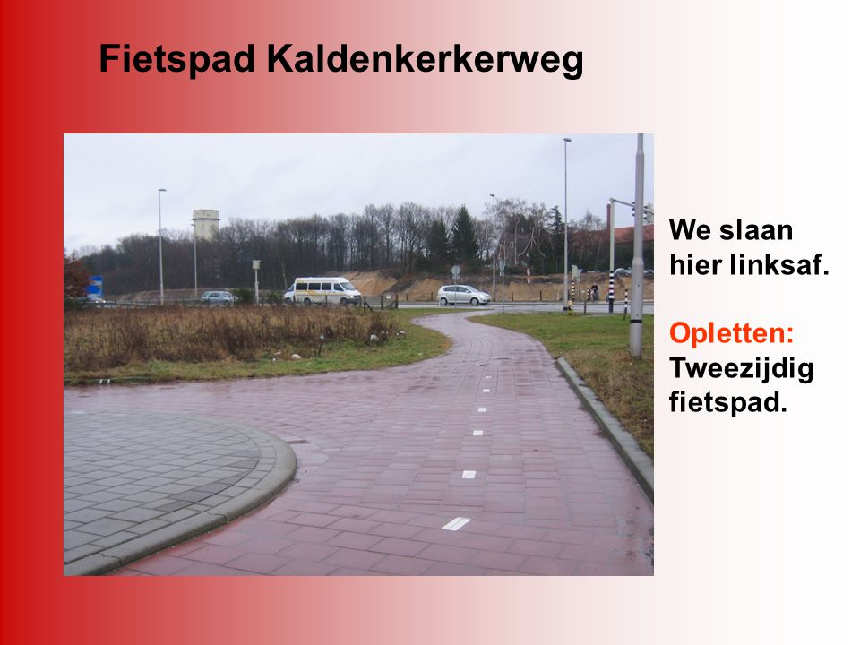 Fietspad Kaldenkerkerweg