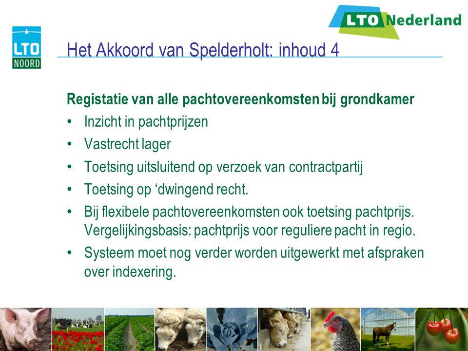 Het Akkoord van Spelderholt: inhoud 4