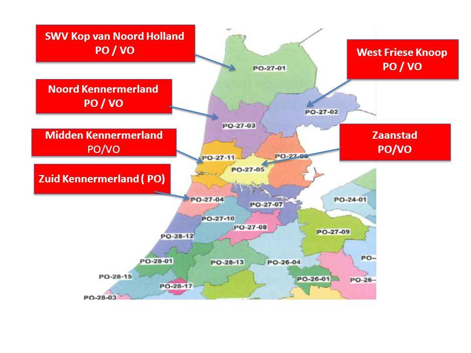 SWV Kop van Noord Holland Zuid Kennermerland ( PO)