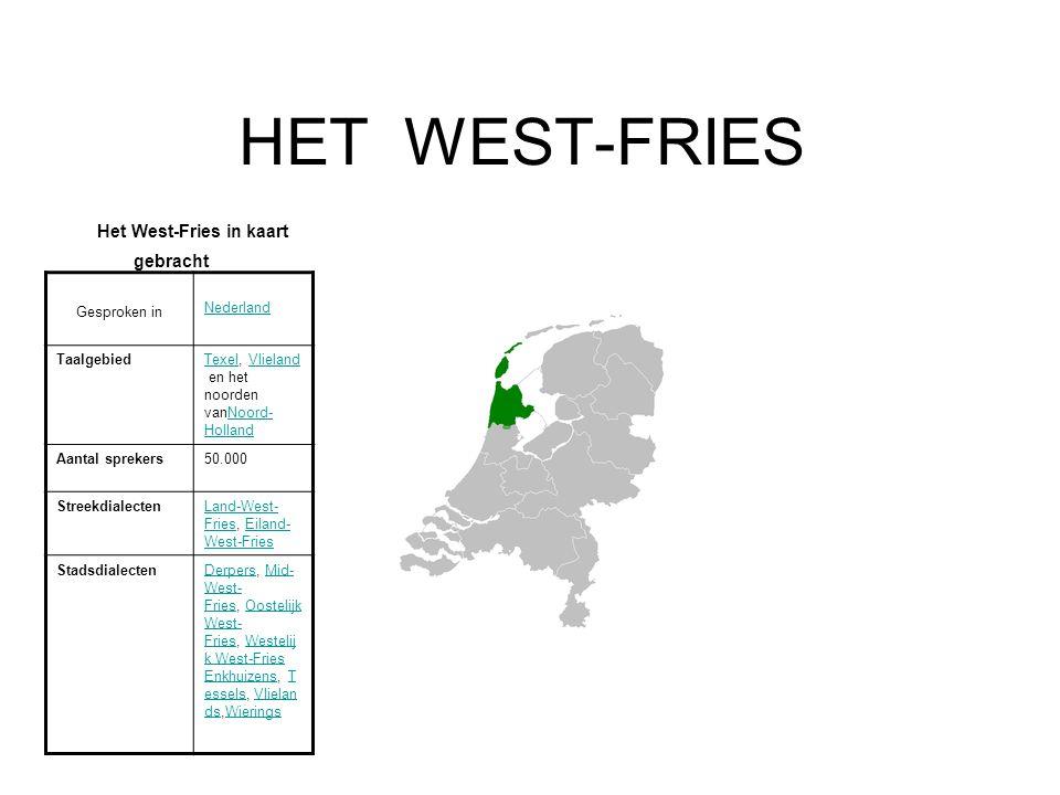 Het West-Fries in kaart gebracht