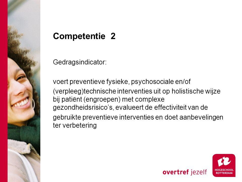 Competentie 2