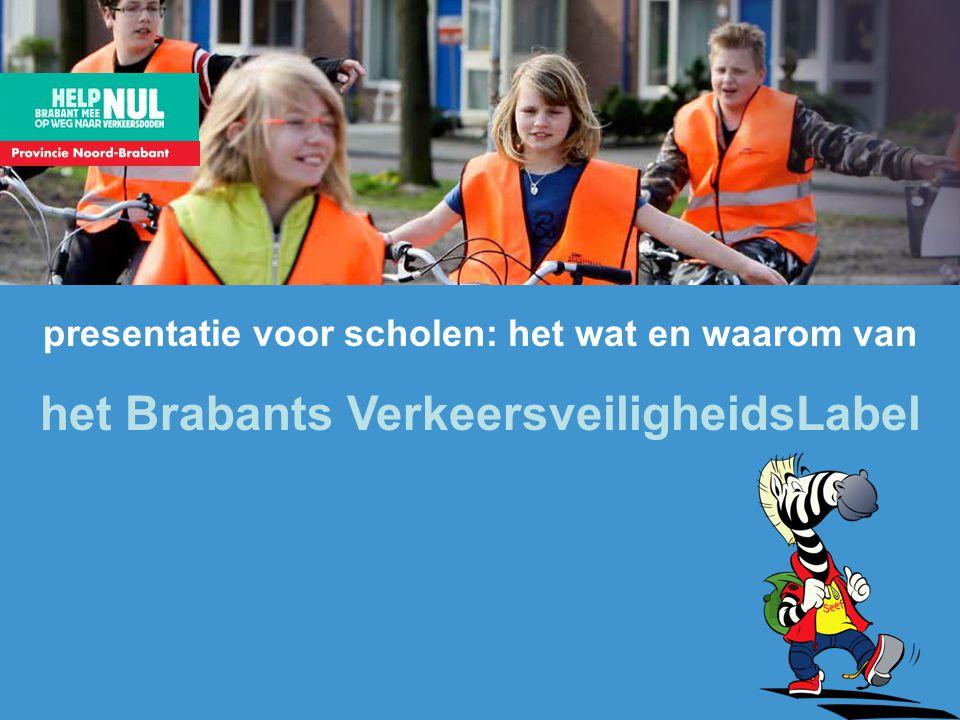 het Brabants VerkeersveiligheidsLabel