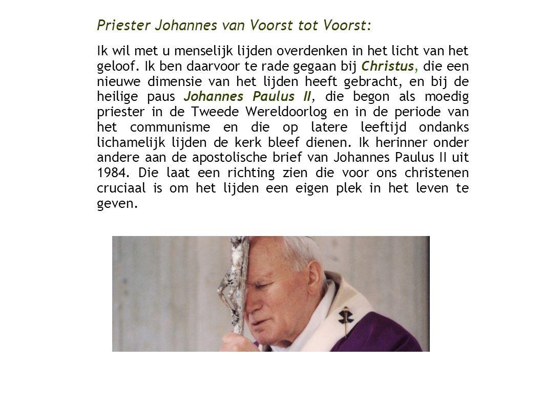 Priester Johannes van Voorst tot Voorst: