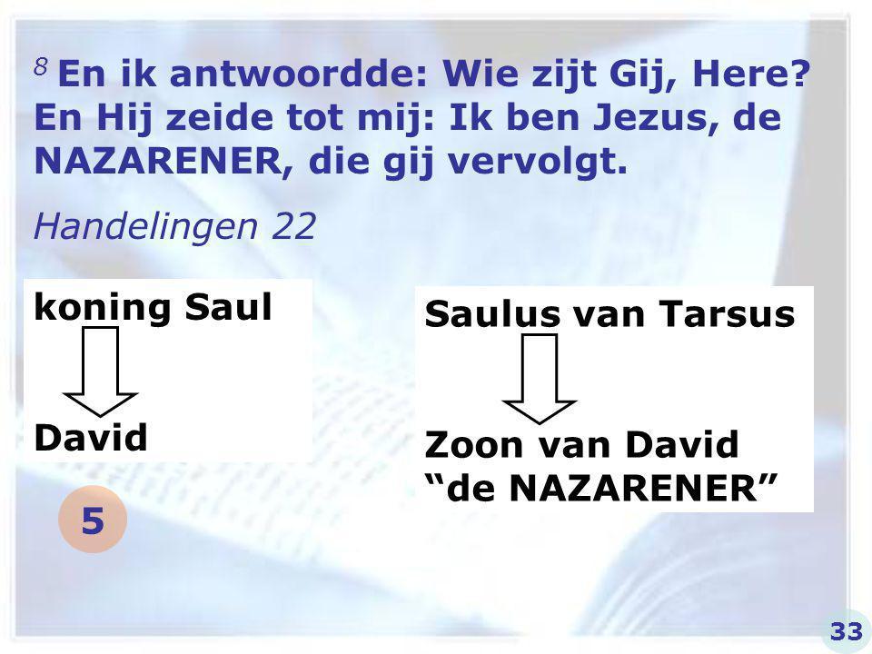 Zoon van David de NAZARENER