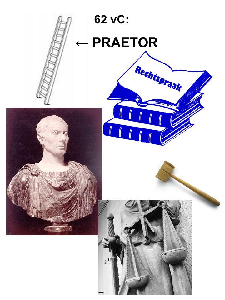 62 vC: ← PRAETOR