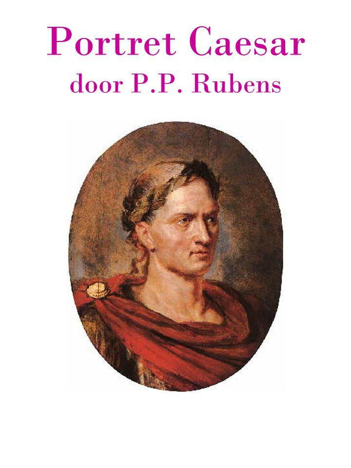 Portret Caesar door P.P. Rubens