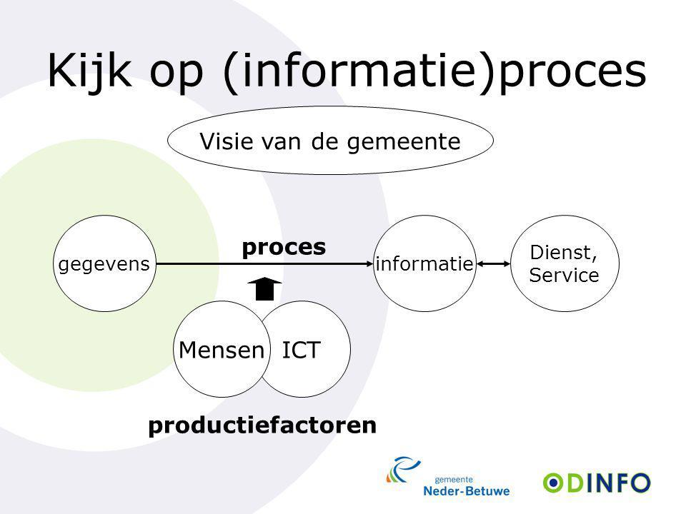 Kijk op (informatie)proces