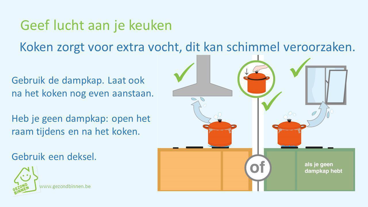 Geef lucht aan je keuken