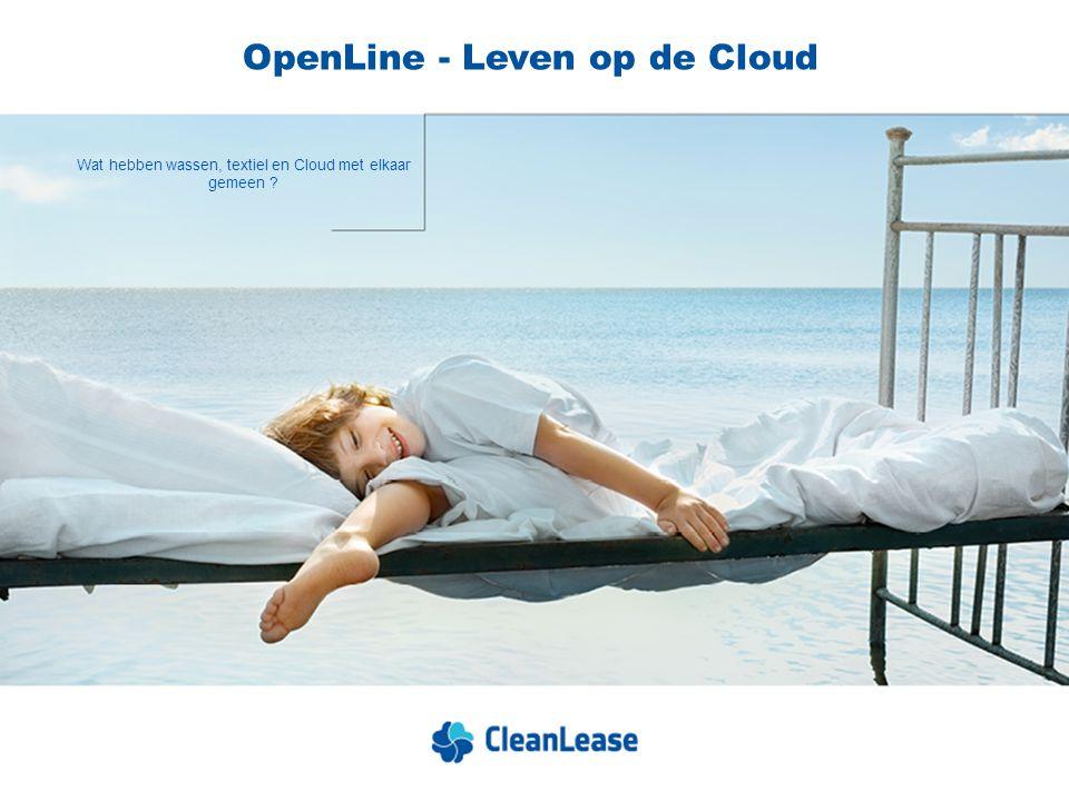 OpenLine - Leven op de Cloud