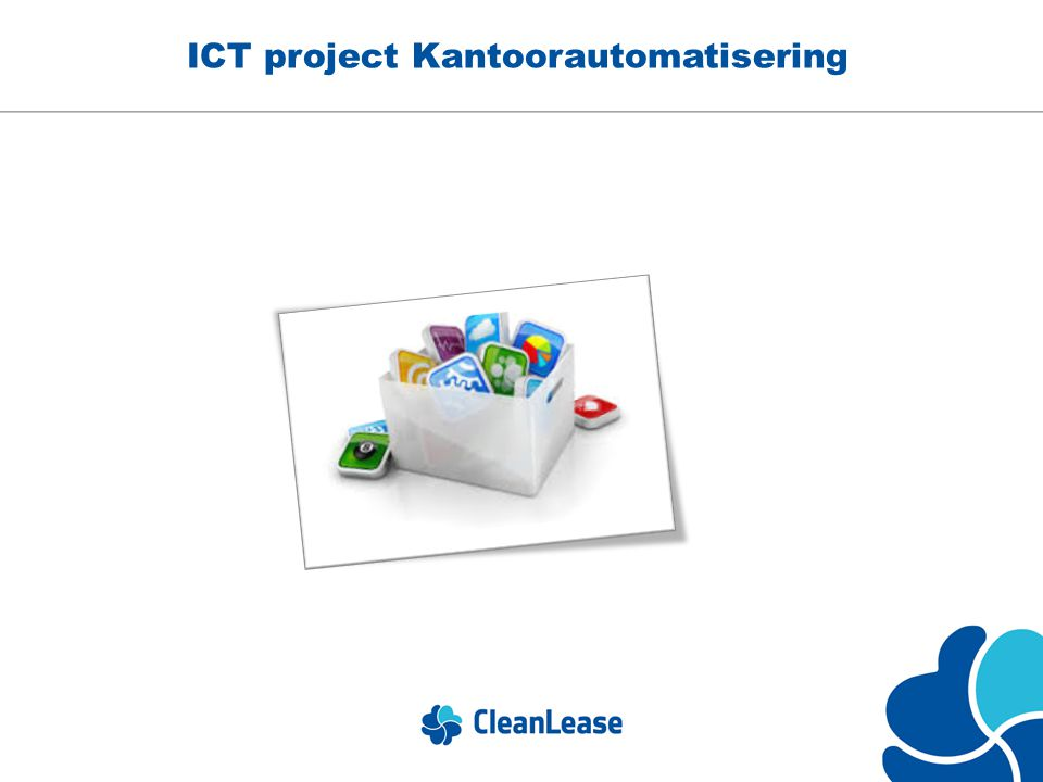 ICT project Kantoorautomatisering