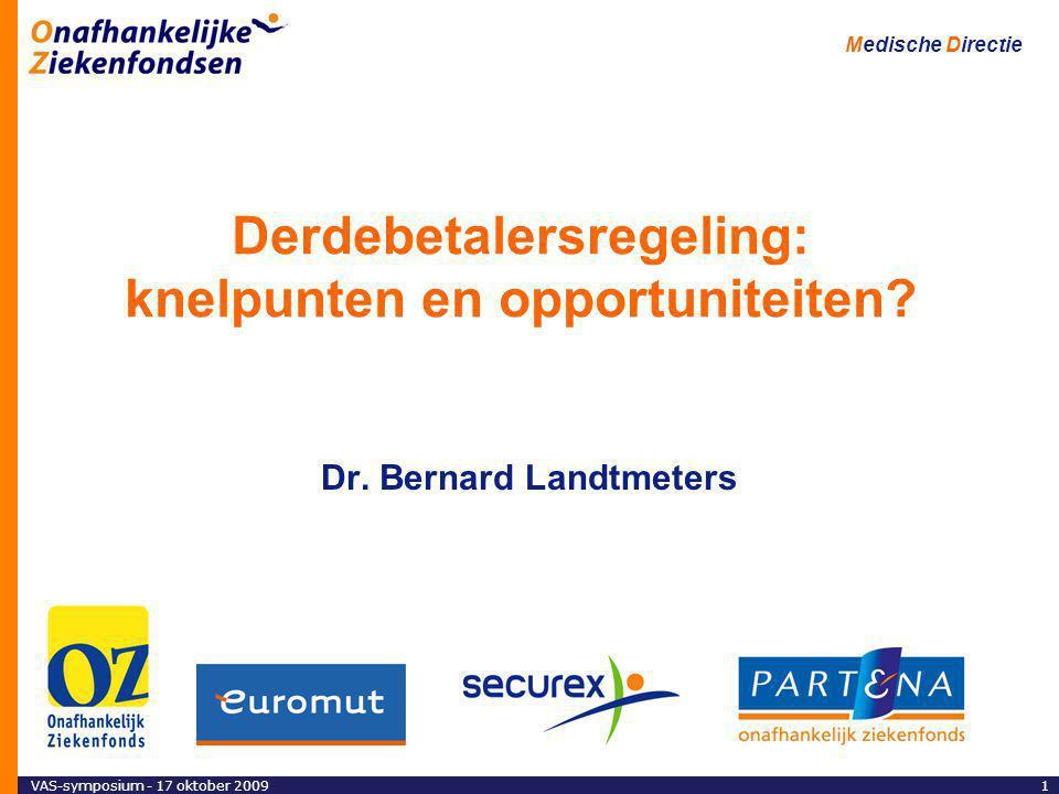 Derdebetalersregeling: knelpunten en opportuniteiten