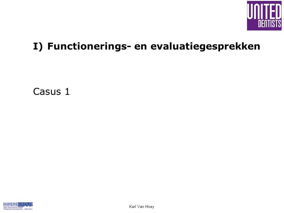 Functionerings- en evaluatiegesprekken