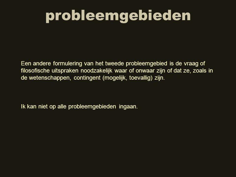 probleemgebieden