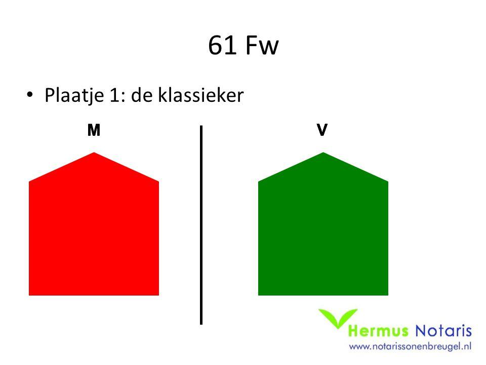 61 Fw Plaatje 1: de klassieker M M M V V V V
