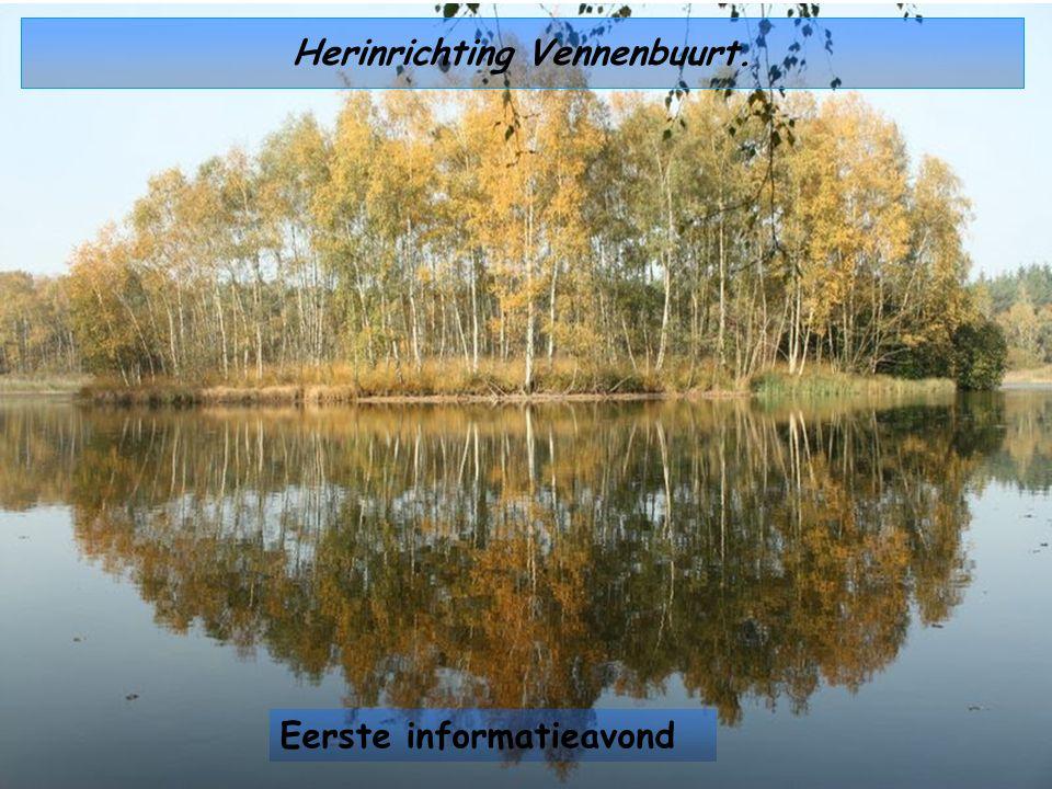Herinrichting Vennenbuurt.