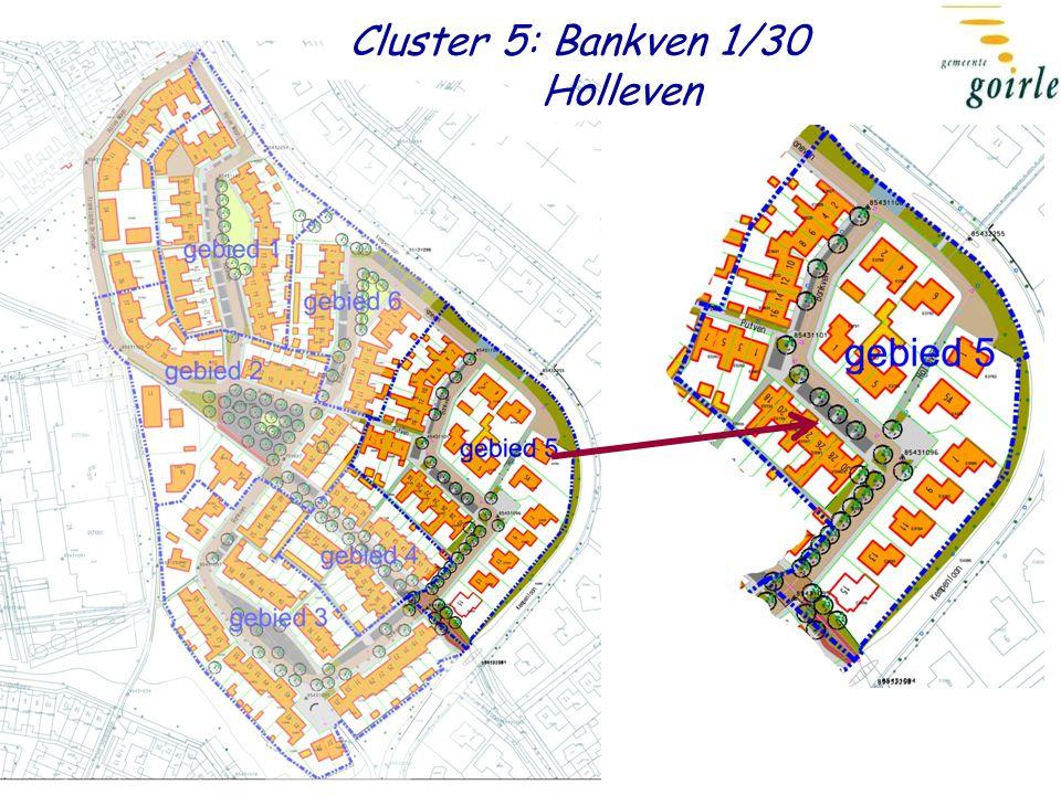 Cluster 5: Bankven 1/30 Holleven