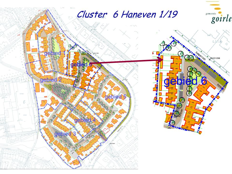 Cluster 6 Haneven 1/19
