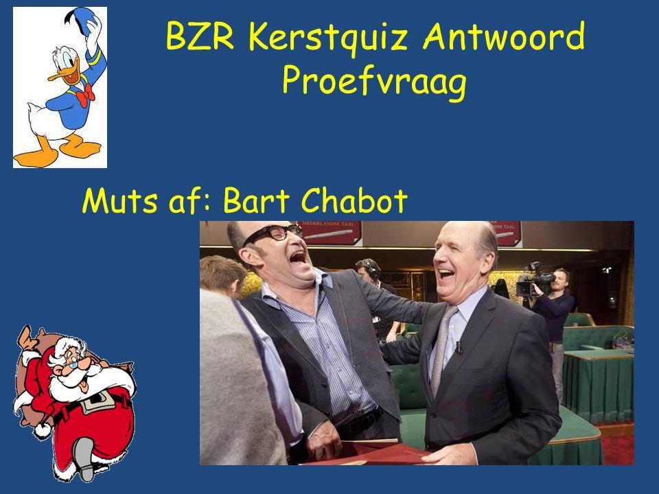 BZR Kerstquiz Antwoord Proefvraag