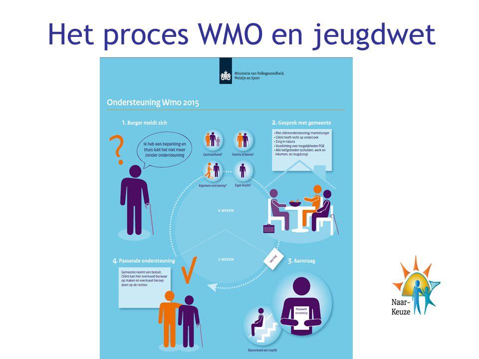 Het proces WMO en jeugdwet