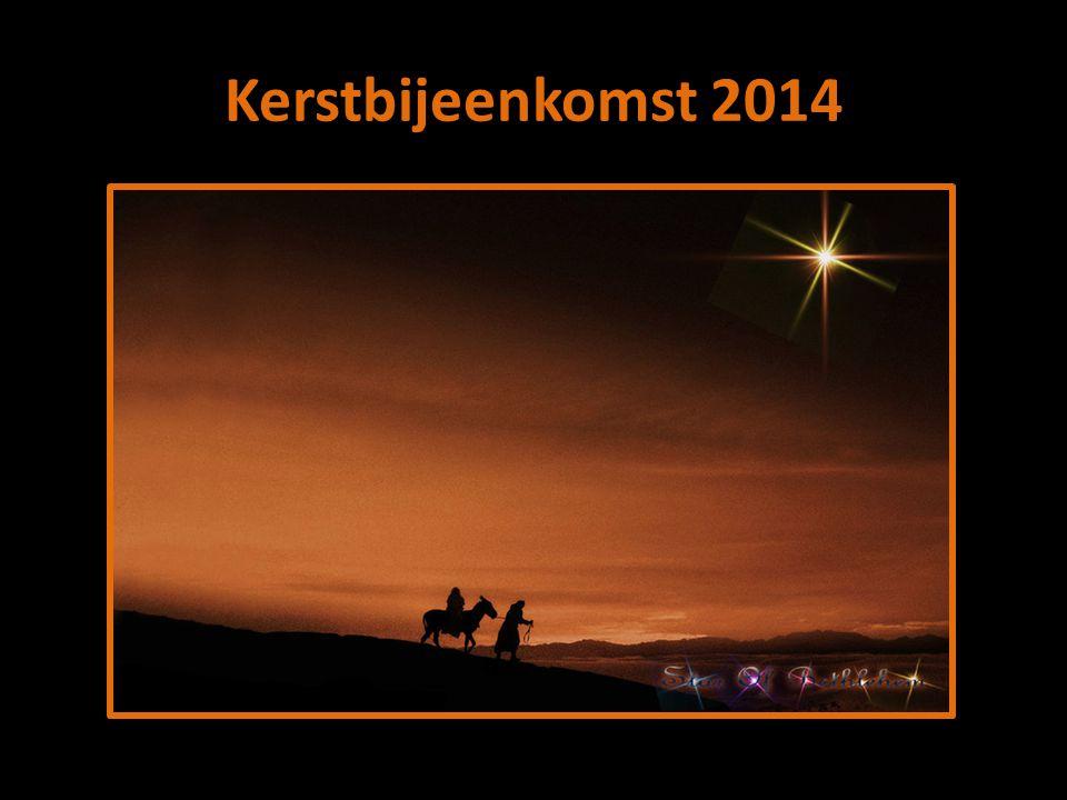 Kerstbijeenkomst 2014
