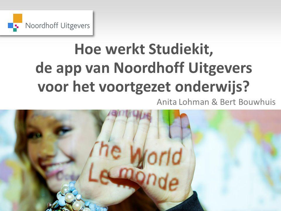 Anita Lohman & Bert Bouwhuis