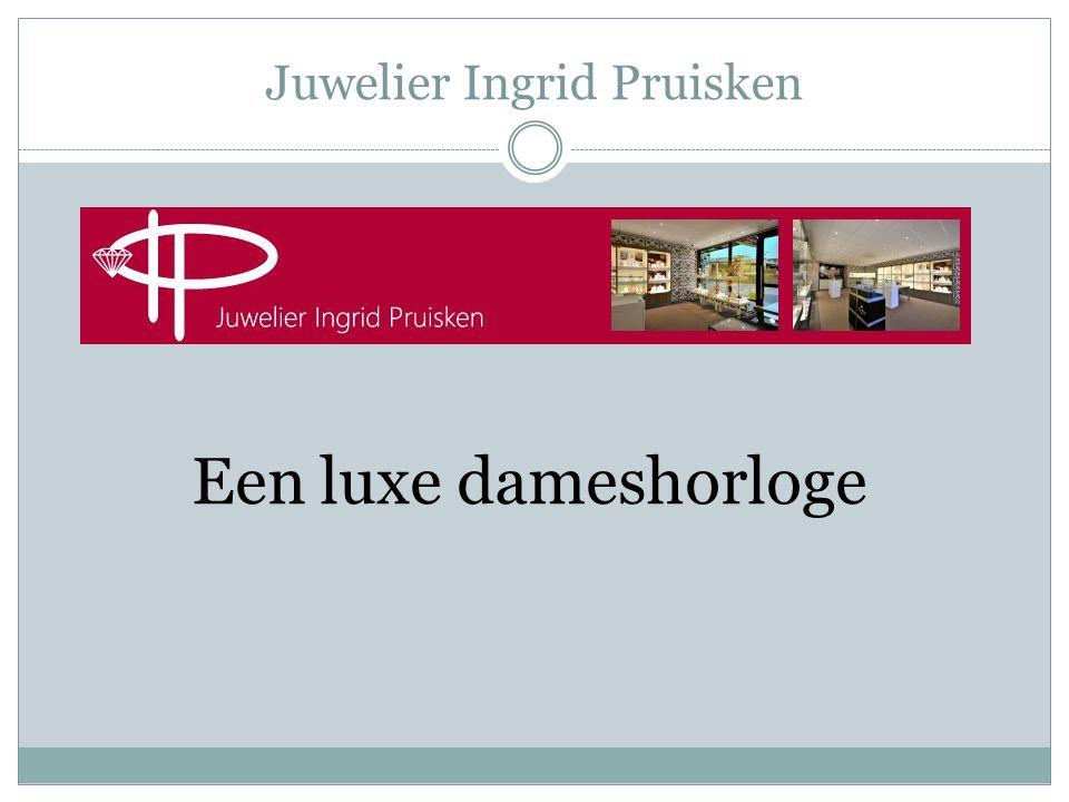 Juwelier Ingrid Pruisken
