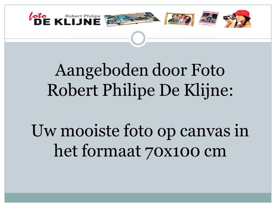 Aangeboden door Foto Robert Philipe De Klijne: