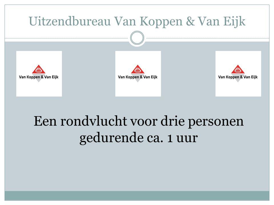 Uitzendbureau Van Koppen & Van Eijk