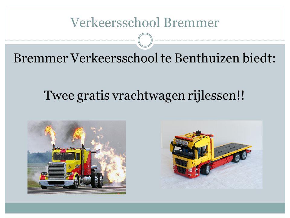 Verkeersschool Bremmer