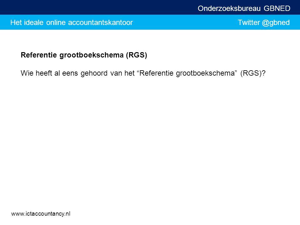 Referentie grootboekschema (RGS)