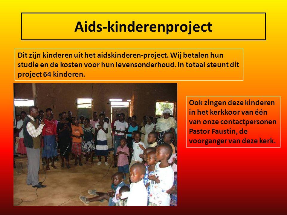 Aids-kinderenproject