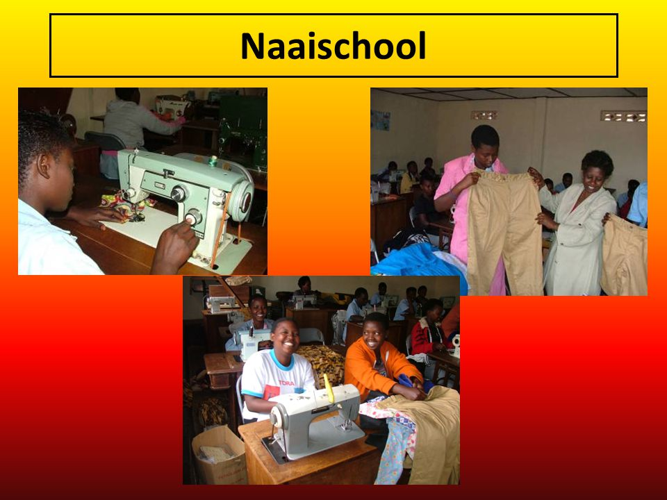 Naaischool