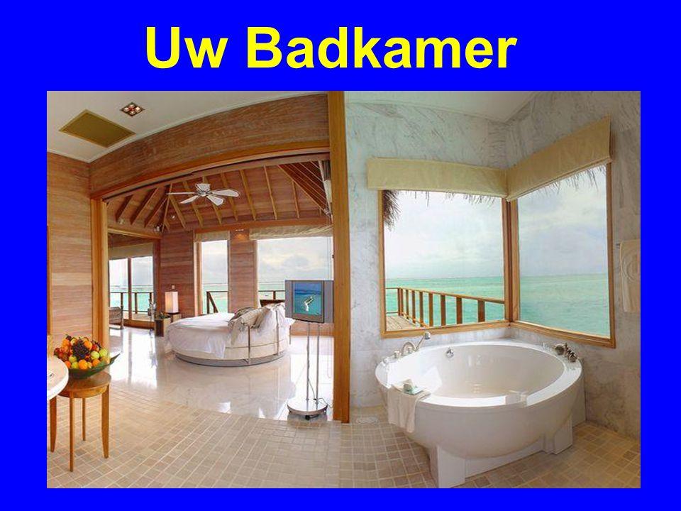 Uw Badkamer