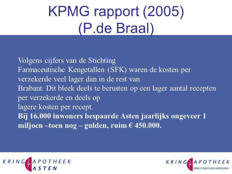 KPMG rapport (2005) (P.de Braal)