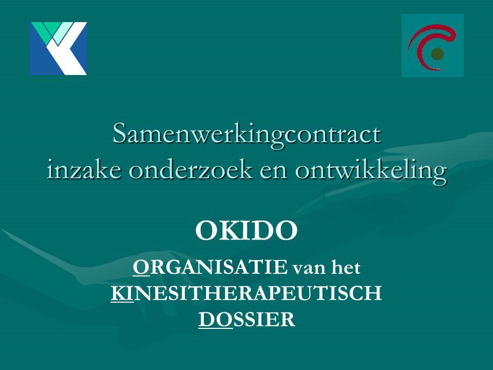 Samenwerkingcontract inzake onderzoek en ontwikkeling