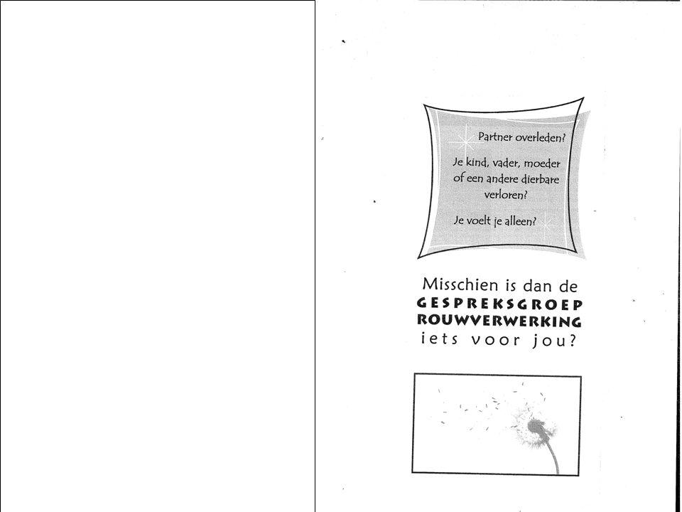 Aandachtspunten folders en brochures