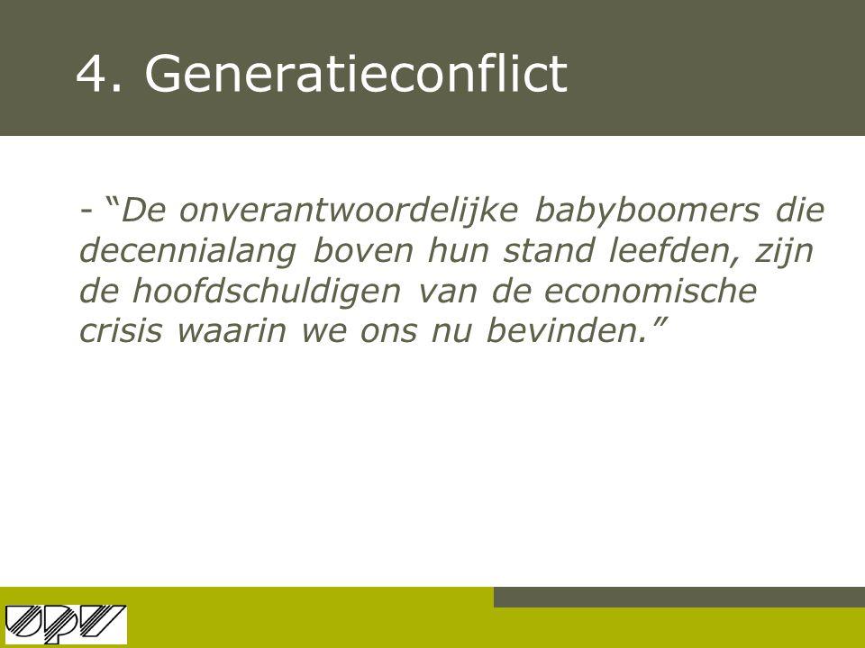 4. Generatieconflict
