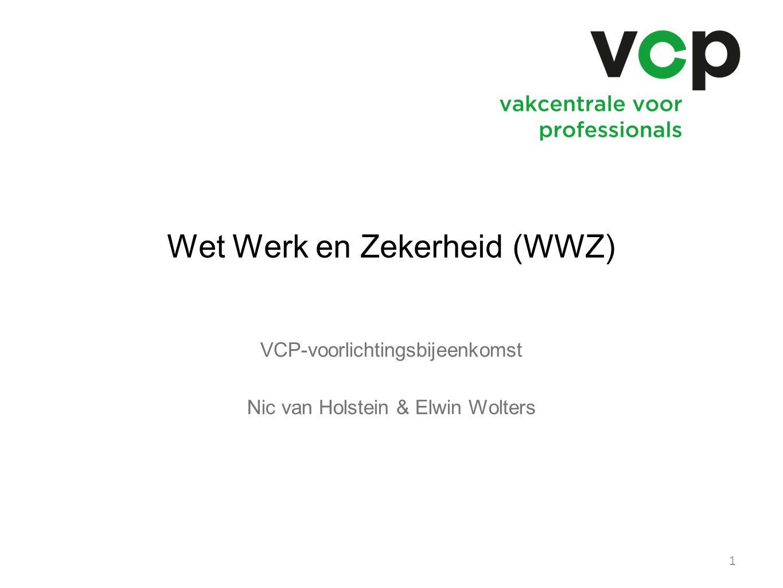 Wet Werk en Zekerheid (WWZ)