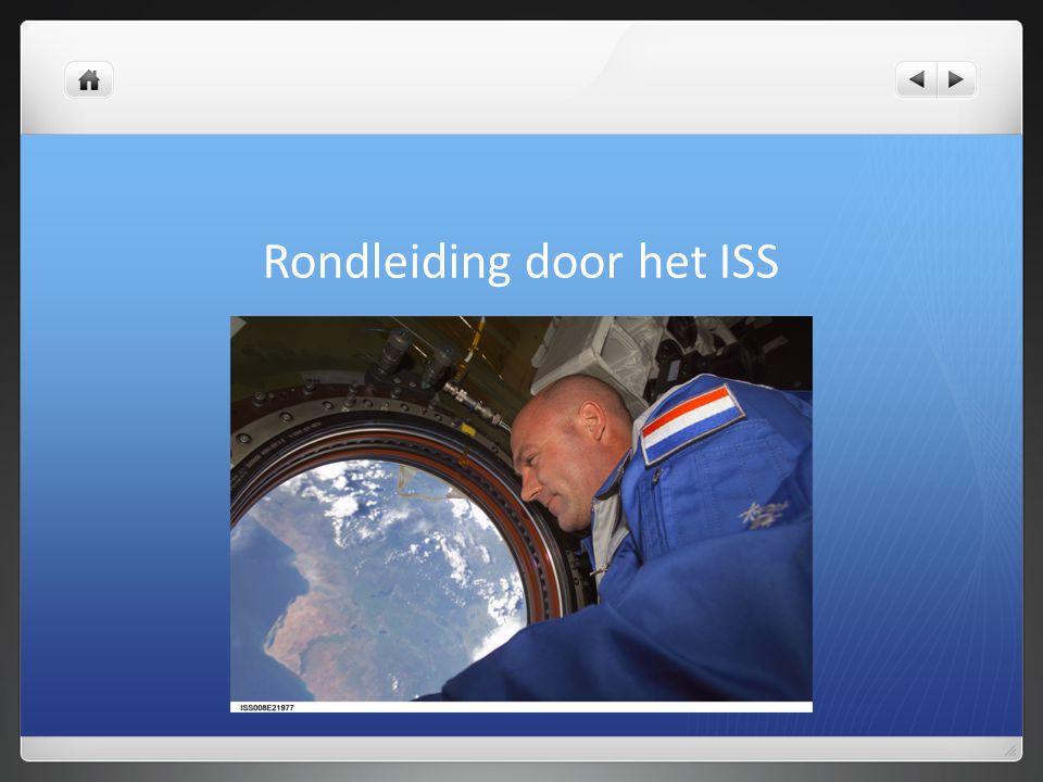 Rondleiding door het ISS