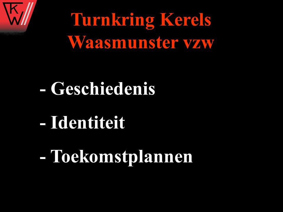 Turnkring Kerels Waasmunster vzw