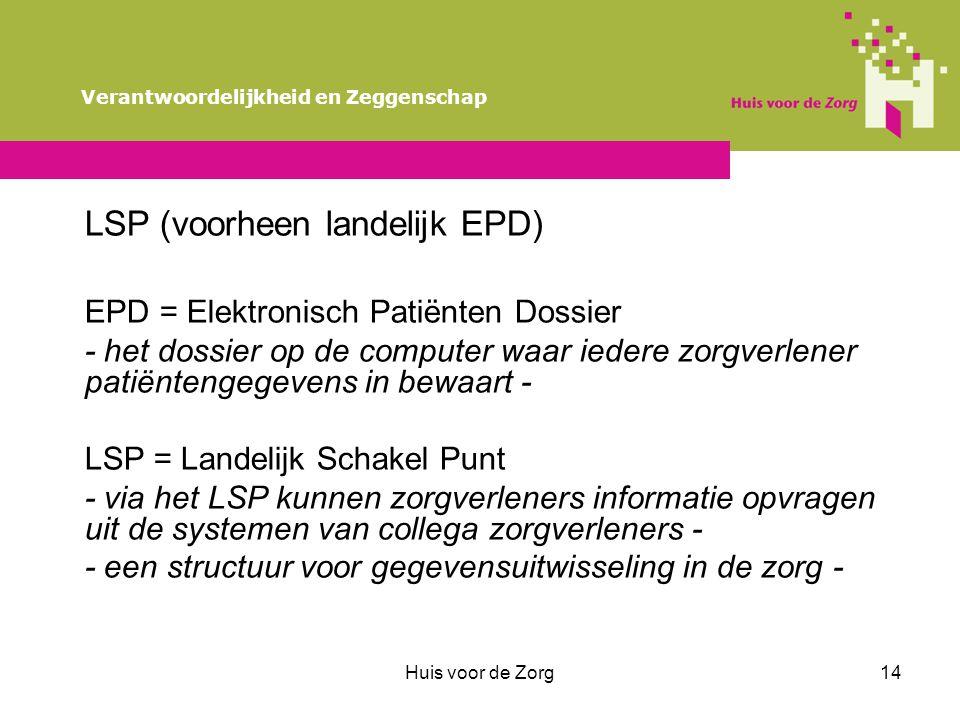 LSP (voorheen landelijk EPD)