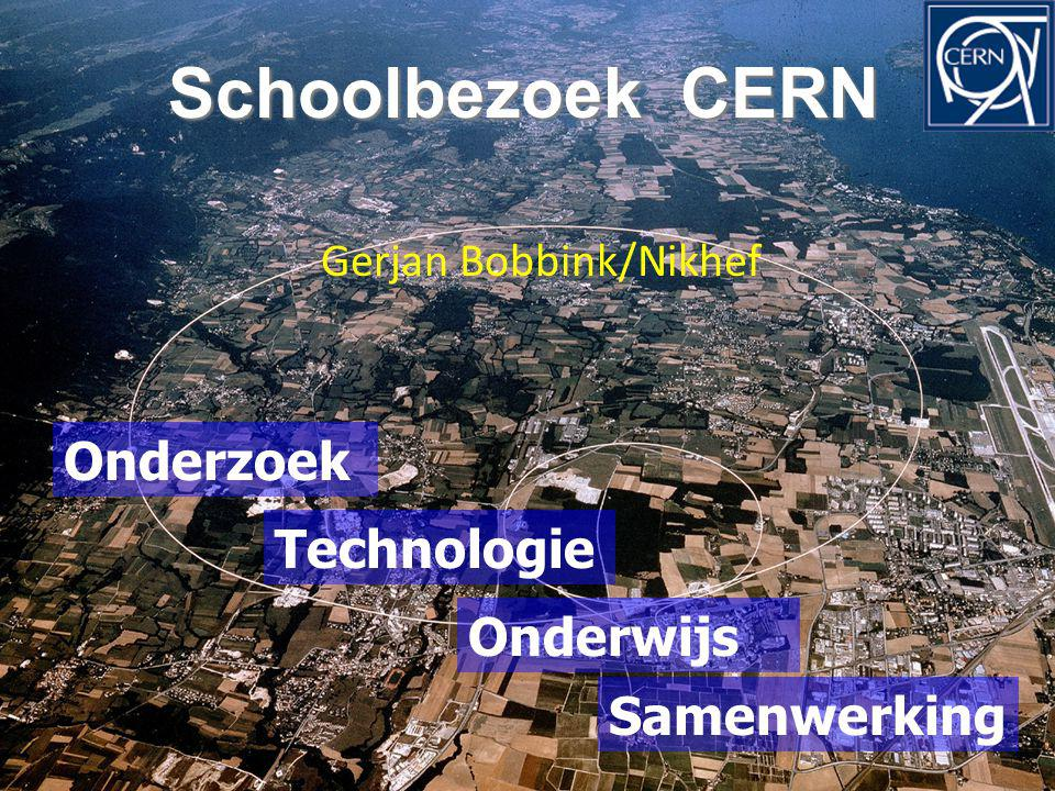 Gerjan Bobbink/Nikhef